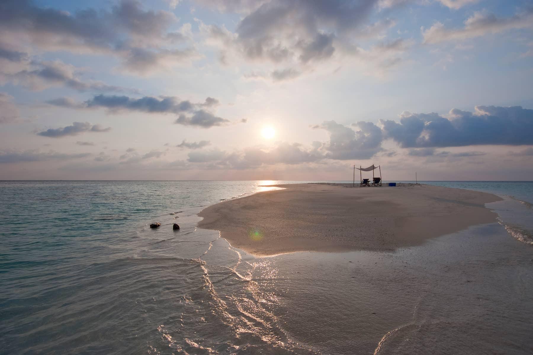 Viaggio ale Maldive Makunudu Island cena privata