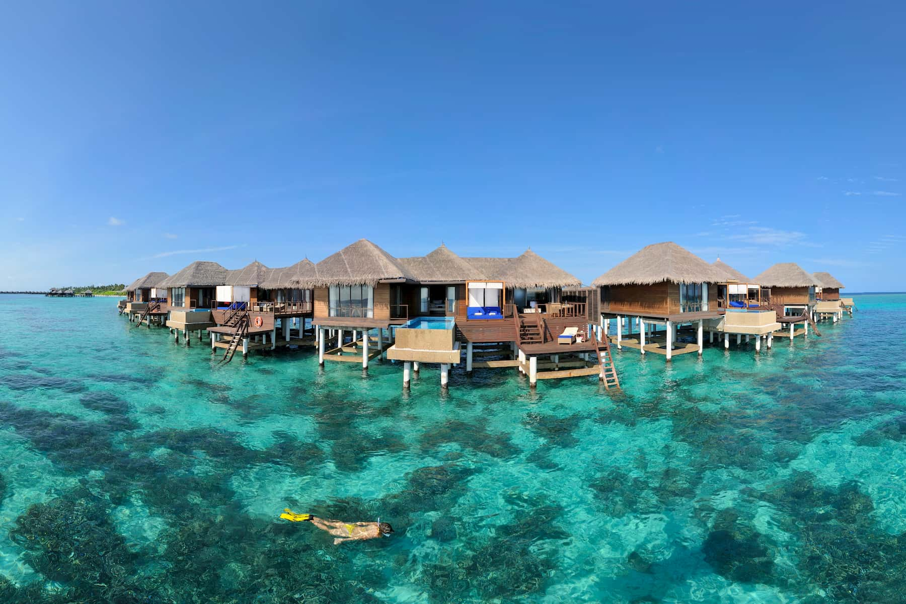 Coco Palm Bodu Hithi resort Maldive water residence
