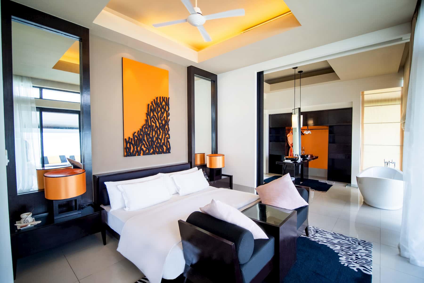 Angsana Velavaru resort Maldive InOcean sanctuary pool villa