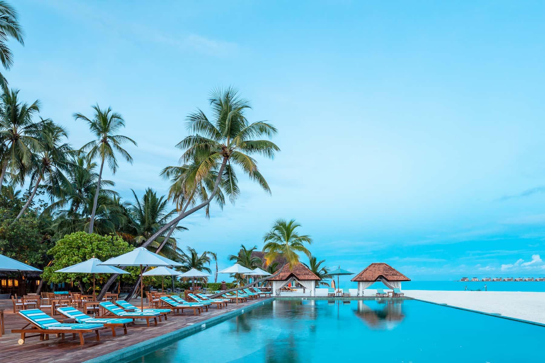 Angsana Velavaru resort Maldive ristorante Kuredhi Bar
