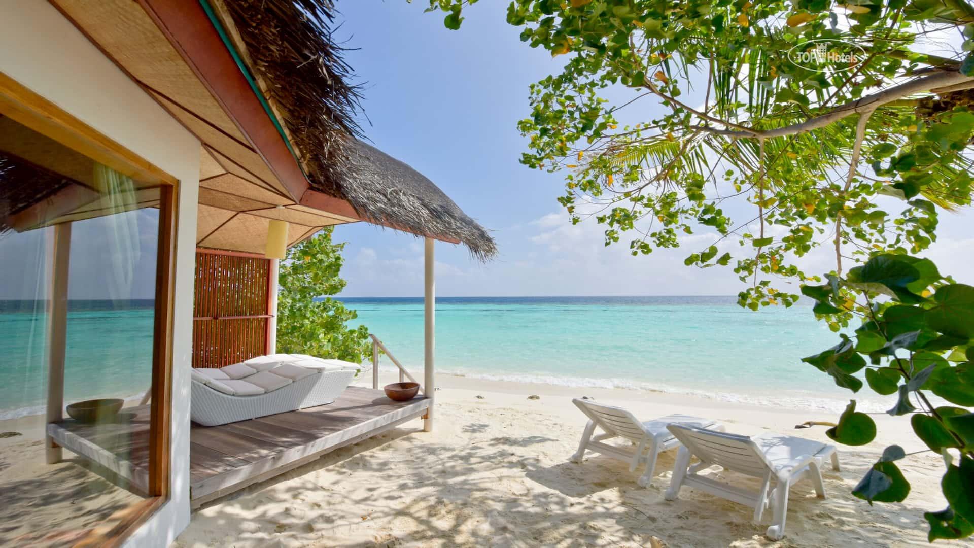 Resort Maldive Safari Island Resort Beach Bungalows