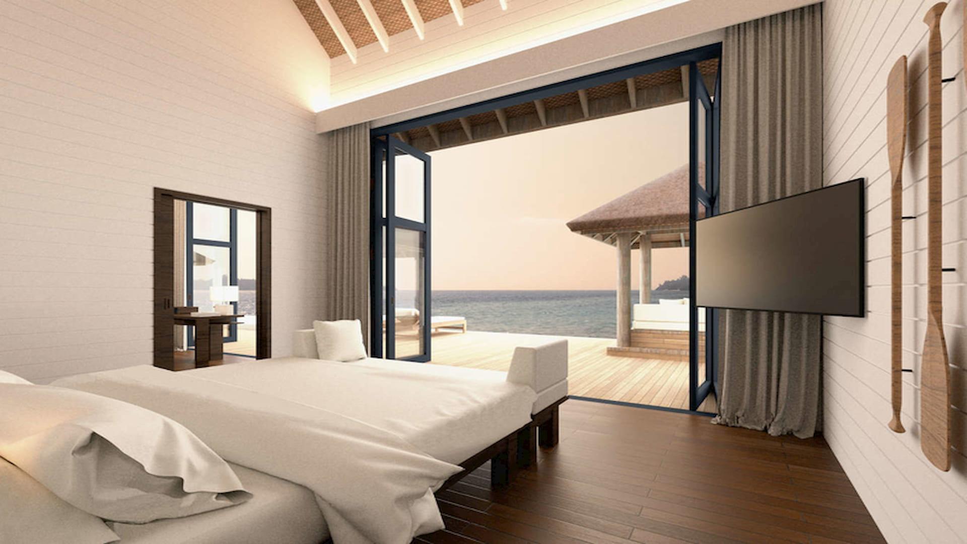 Resort Maldive Cocoa Island resort Maldive como cocoa water villa with pool