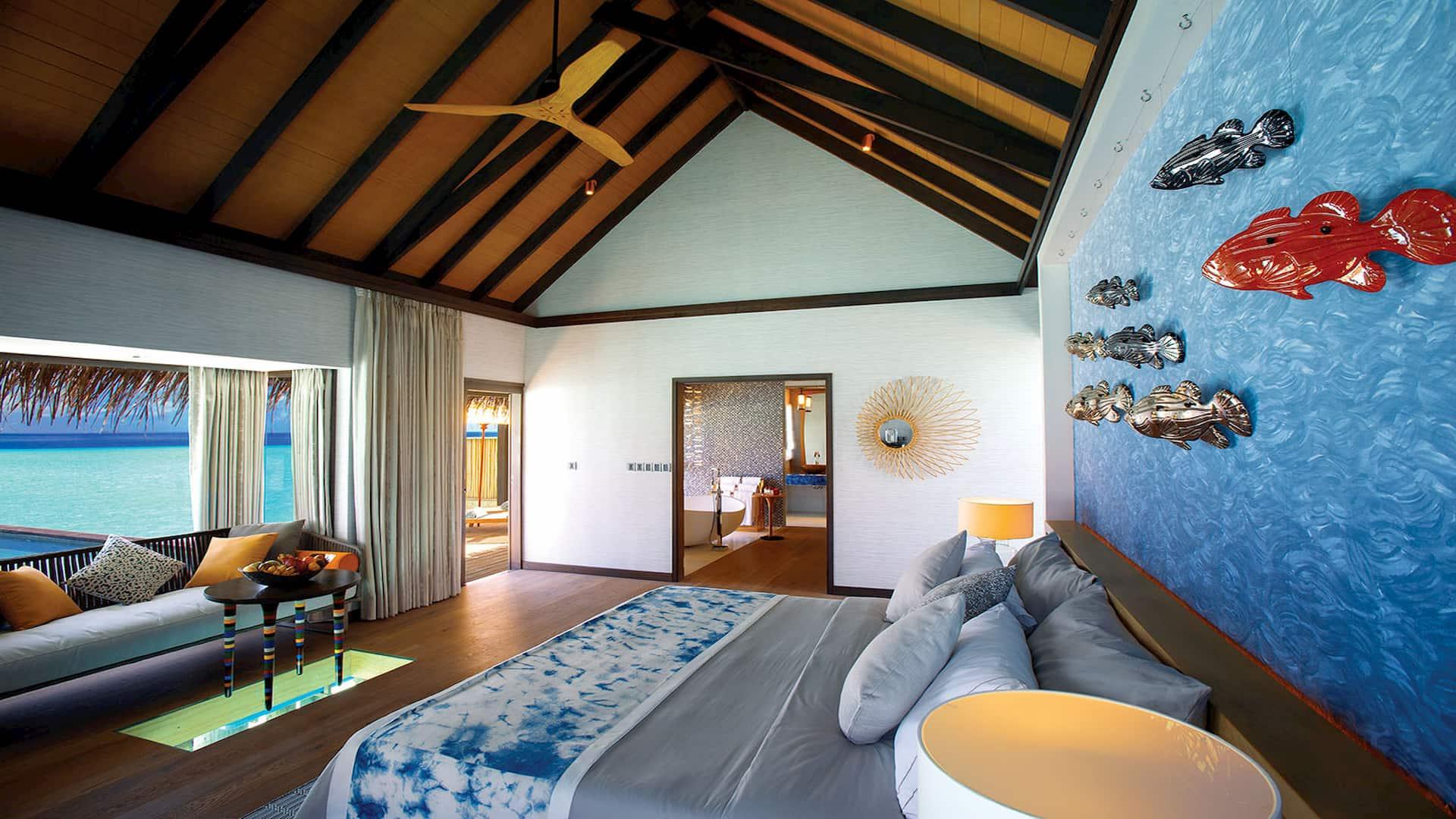 Resort Maldive Ozen by Atmosphere Wind Villas