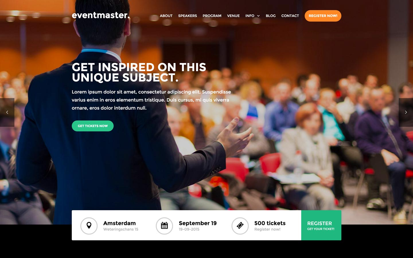 Entertainment Website Templates Available at Webflow