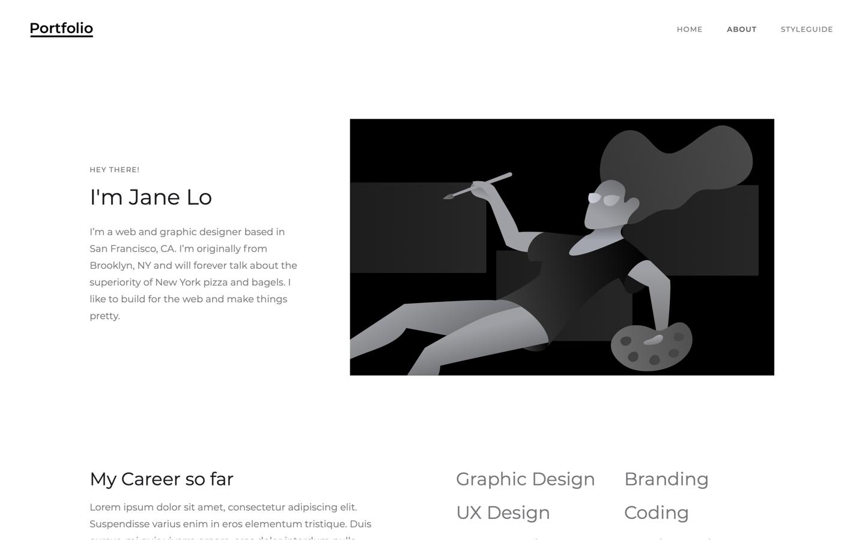 portfolio-starter-2