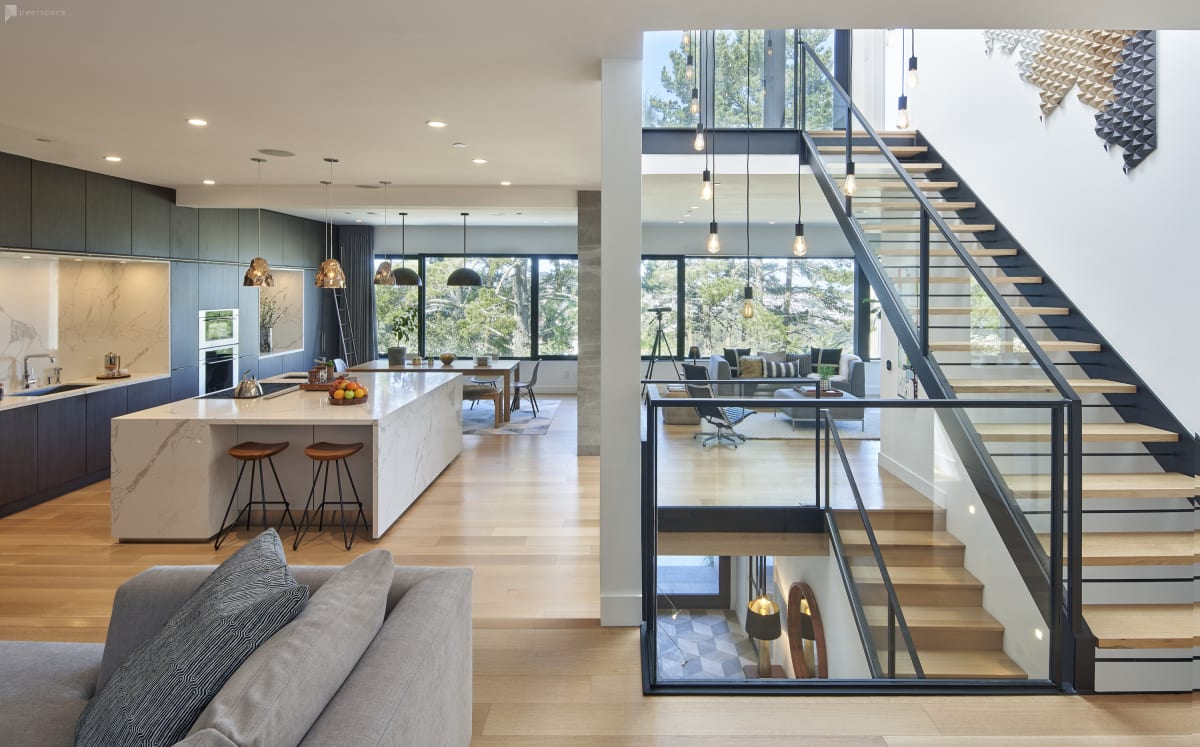 High Voltage House in San Francisco