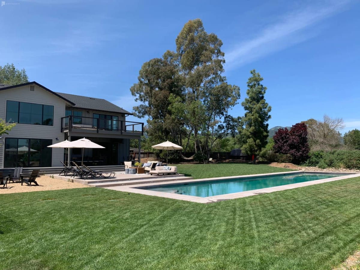 Hang Loose House in Sonoma