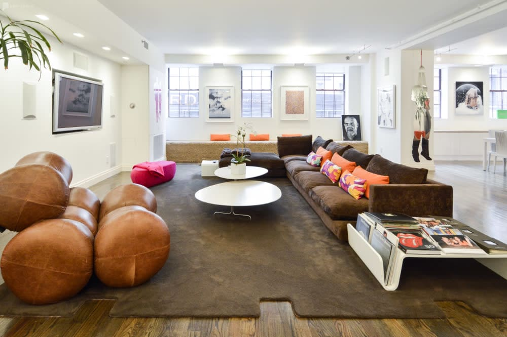 Whimsical, Chic, and Luxurious Loft