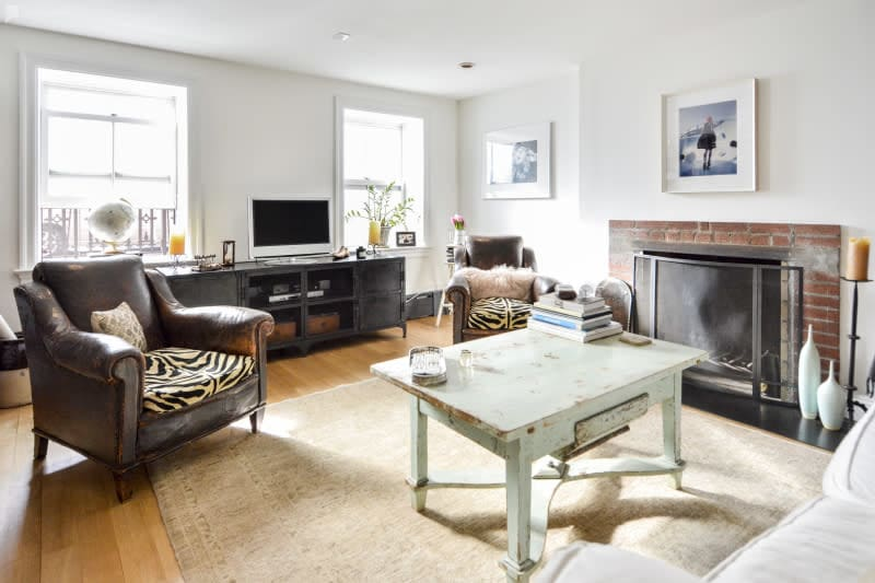 Modern Cobble Hill Apartment
