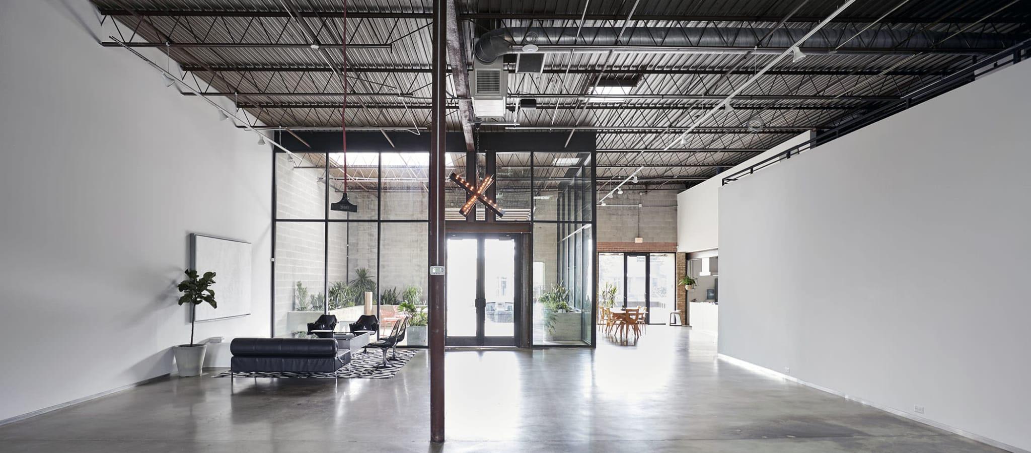 Garden Studio in the Dallas Design District