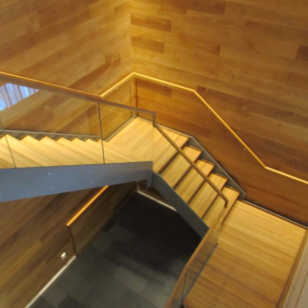 Architectural Staircases | Bespoke Stairs by Zakuna UK