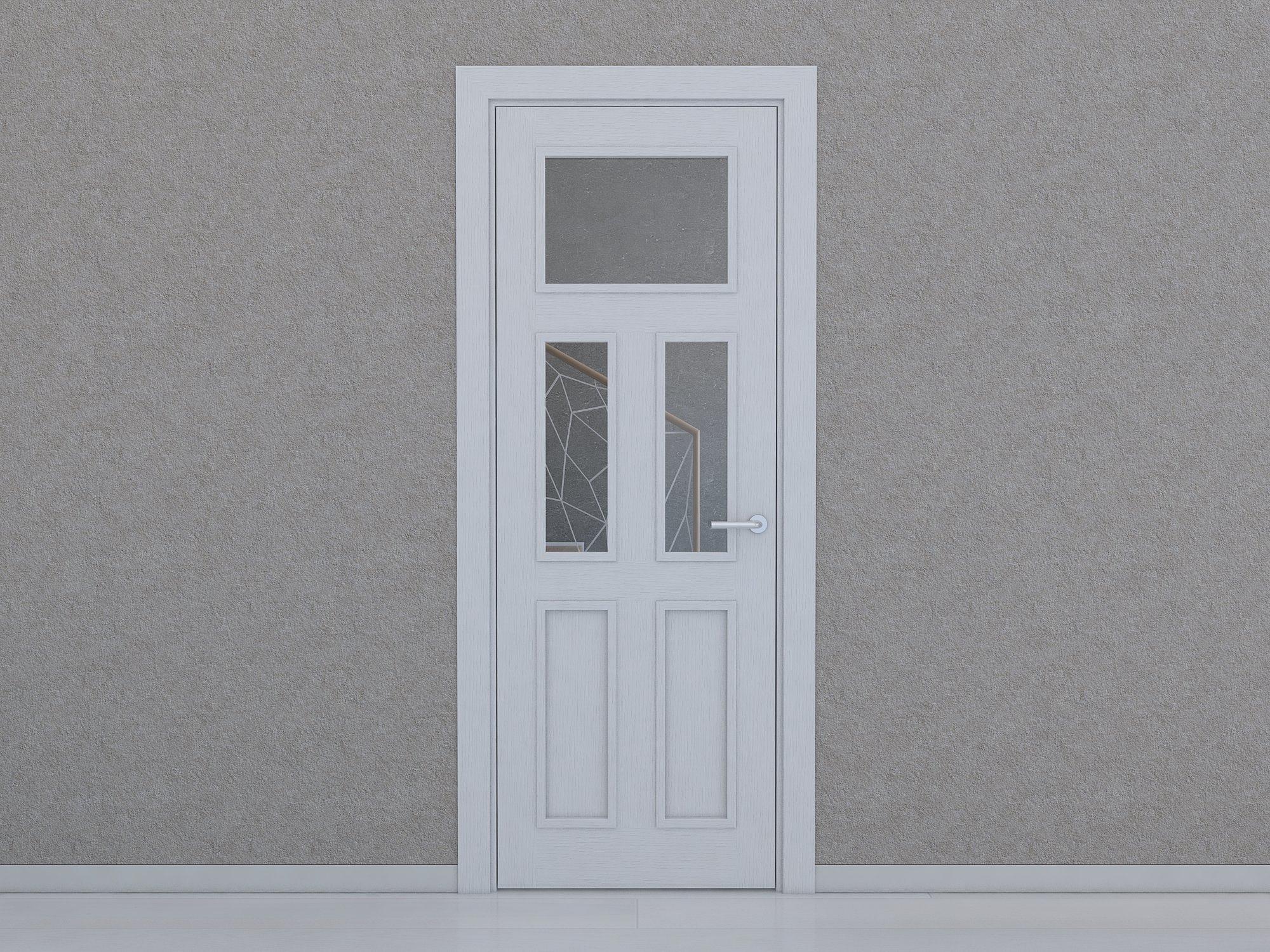 BEAULIEU White Ash Glazed