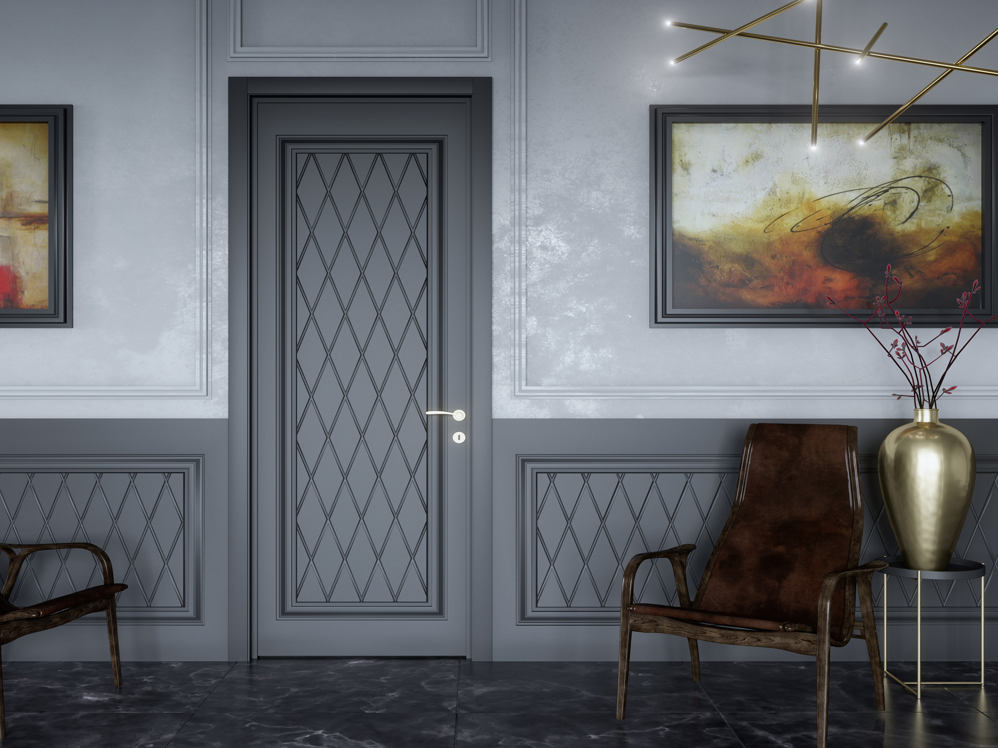 CHICHESTER with paint / moulding options