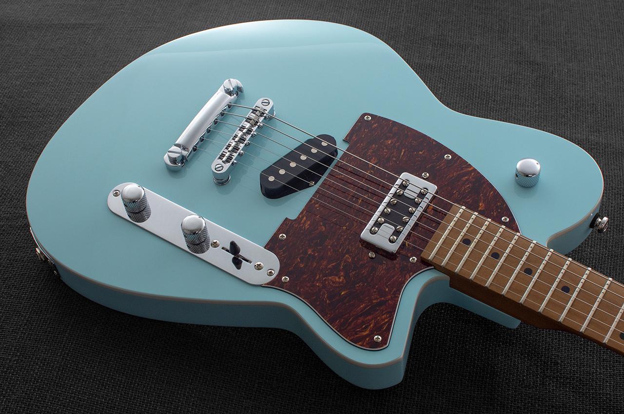 Incredible Reverend Guitars Buckshot Wiring Digital Resources Sapredefiancerspsorg