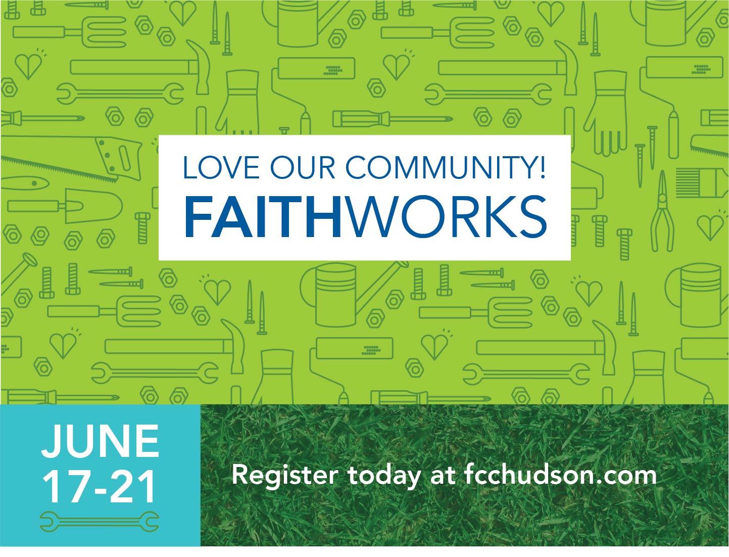 faithworks graphic