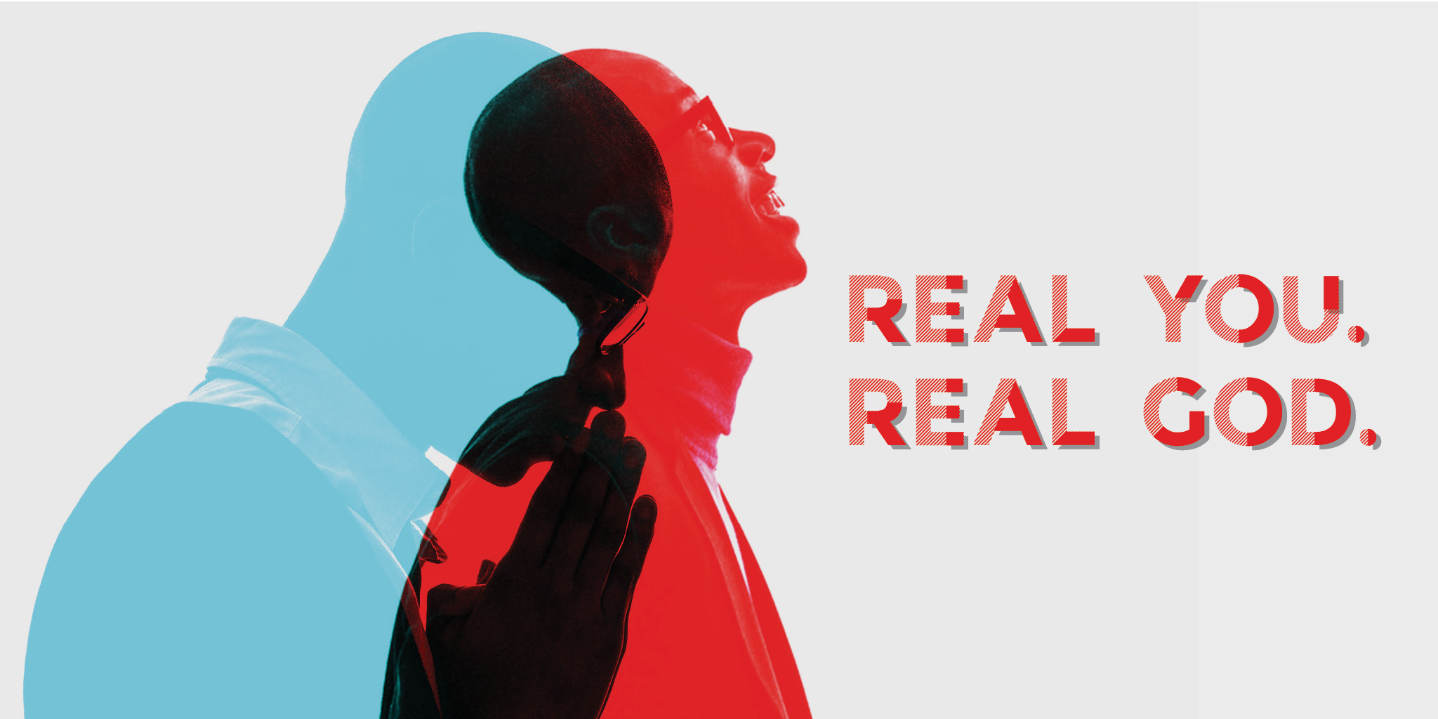 real you real God sermon series art