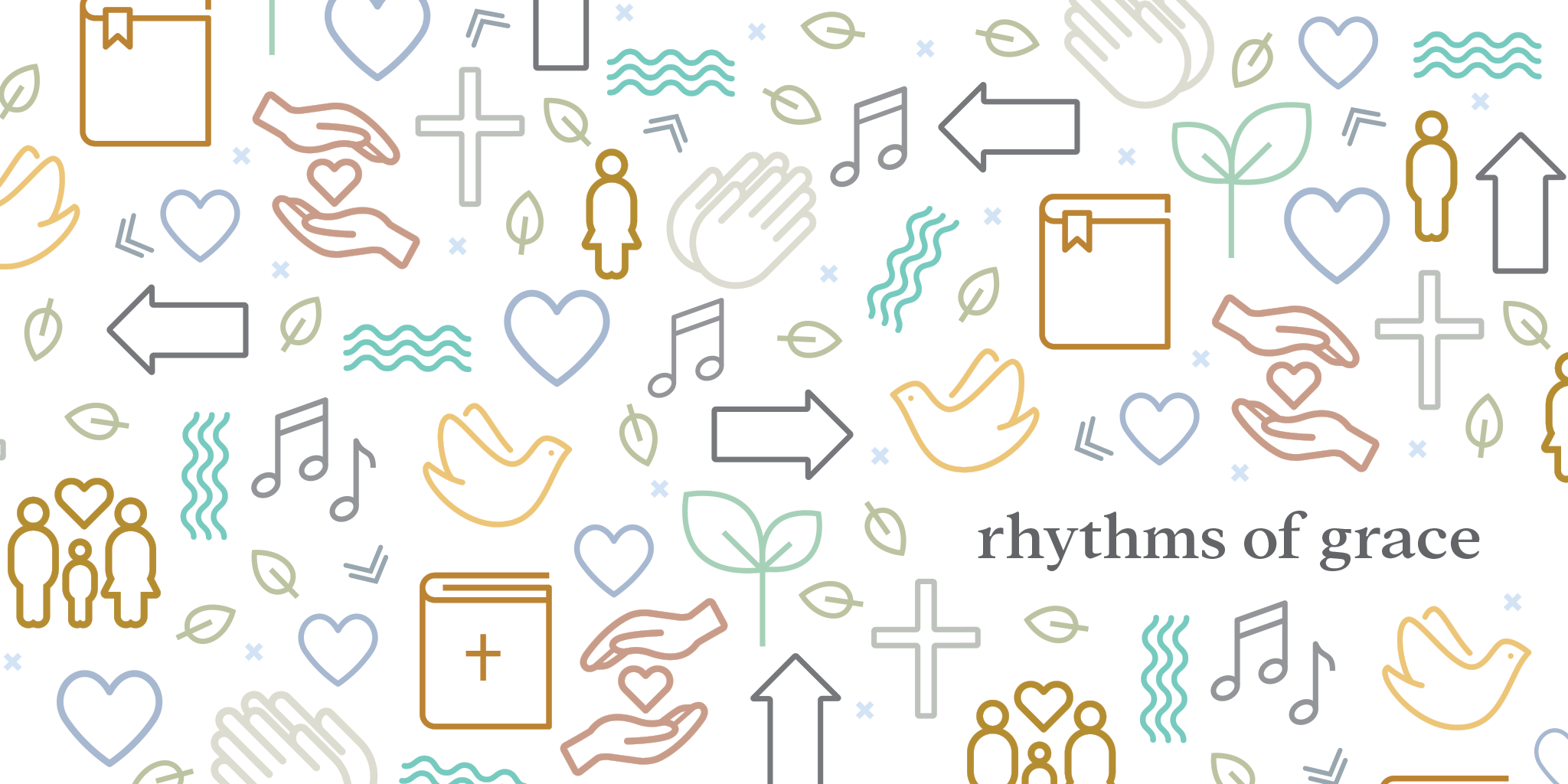rhythms of grace art