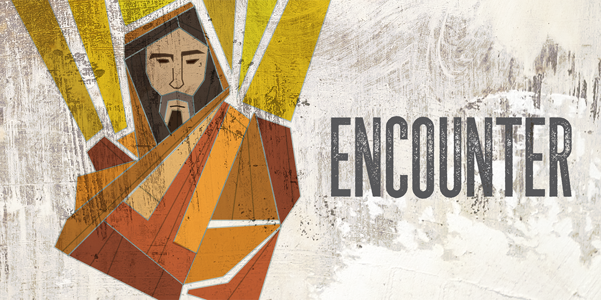 encounter series art