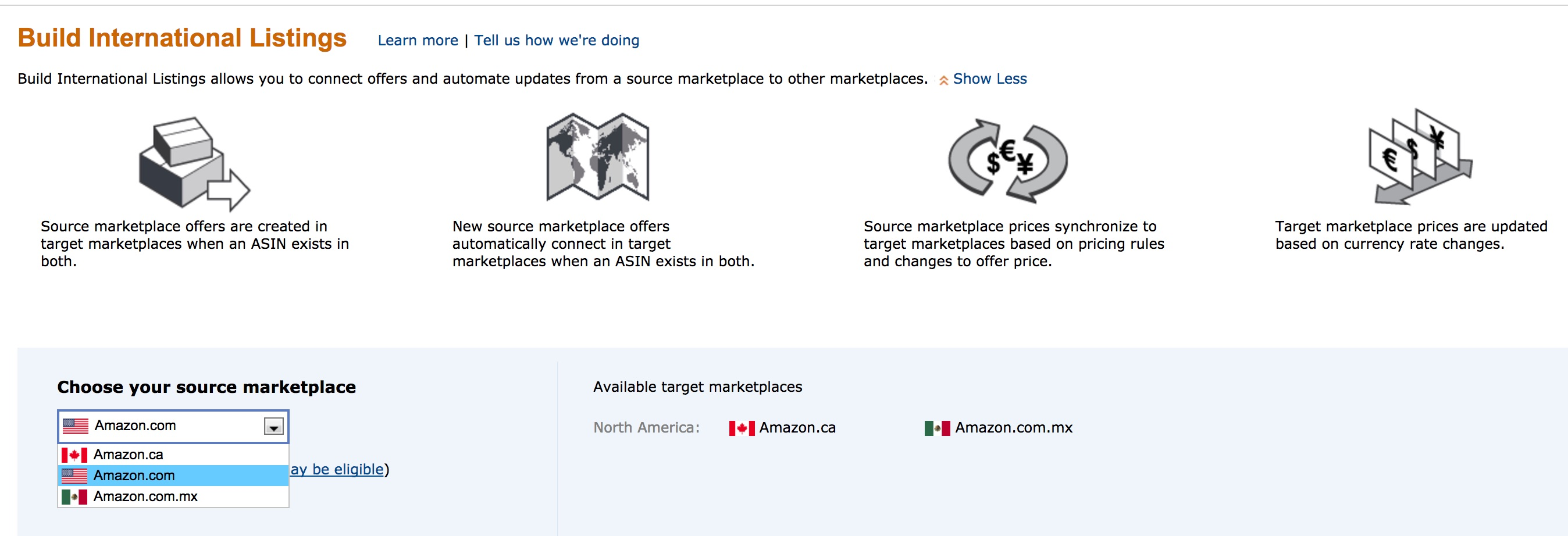 How to Sell Your Amazon Products all Three North American Countries: Unted States, Canada, and Mexico