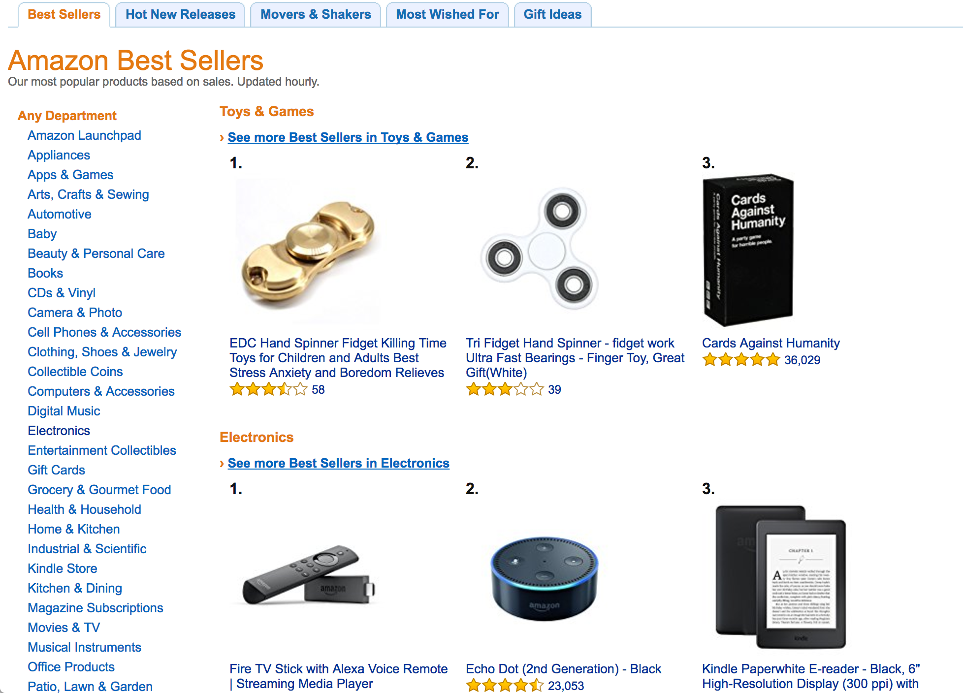 How to build your product line off of proven top selling Amazon