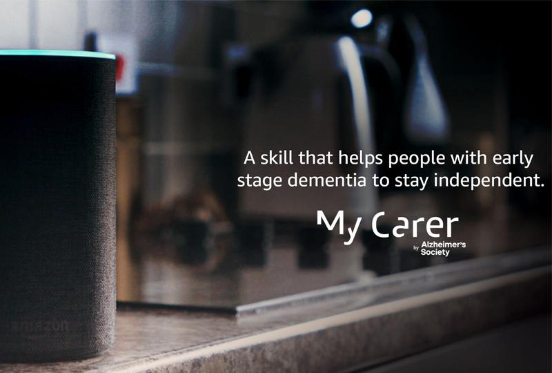 """MRM wird mit zwei ADC Nägeln in Bronze für das Gemeinschaftsprojekt """"My Carer"""" für die Alzheimer's Society ausgezeichnet"""