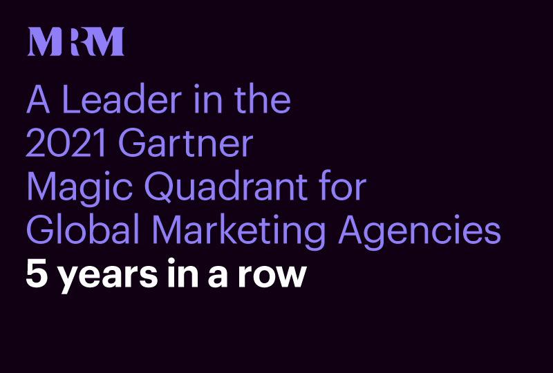 """Digitalagentur MRM wieder """"Leader"""""""