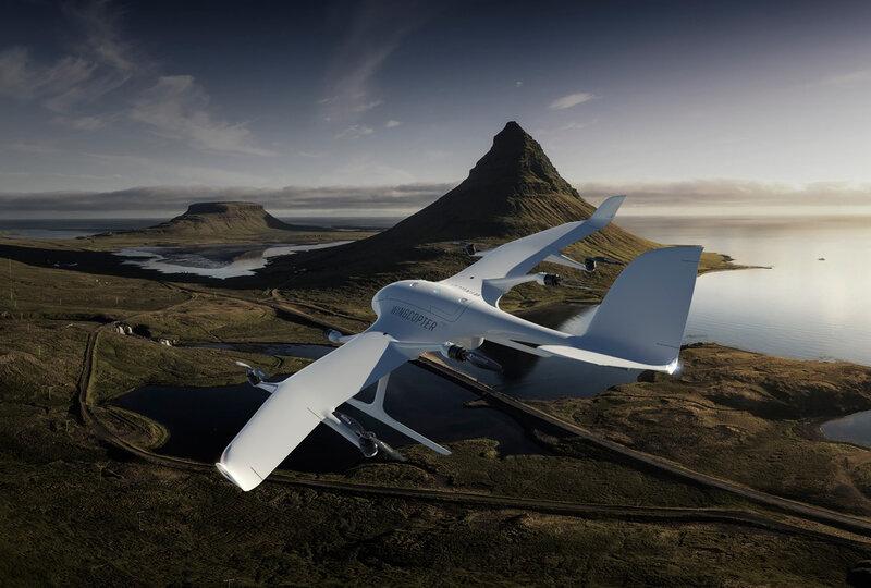 MRM gewinnt Start-Up Wingcopter als Neukunden