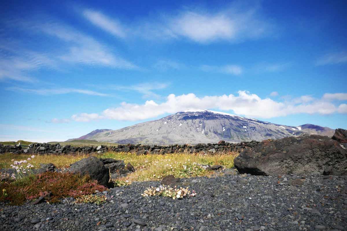 Snæfellsjökull Craters