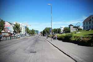 BUS STOP #03 | Lækjargata