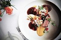 Dish at Hotel Selfoss