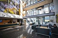 Lobby at Hotel Selfoss