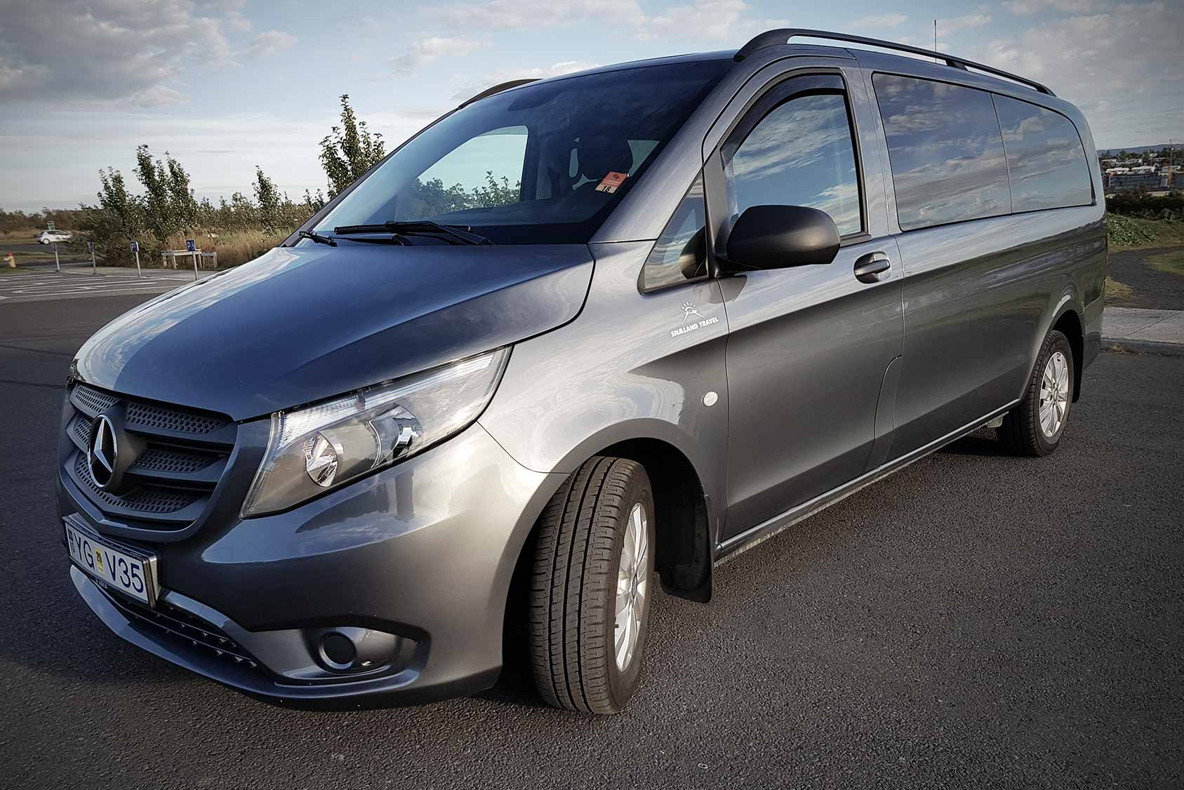 Private Airport Shuttle Iceland