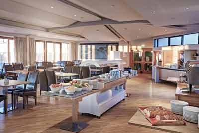 Hótel Örk Restaurant