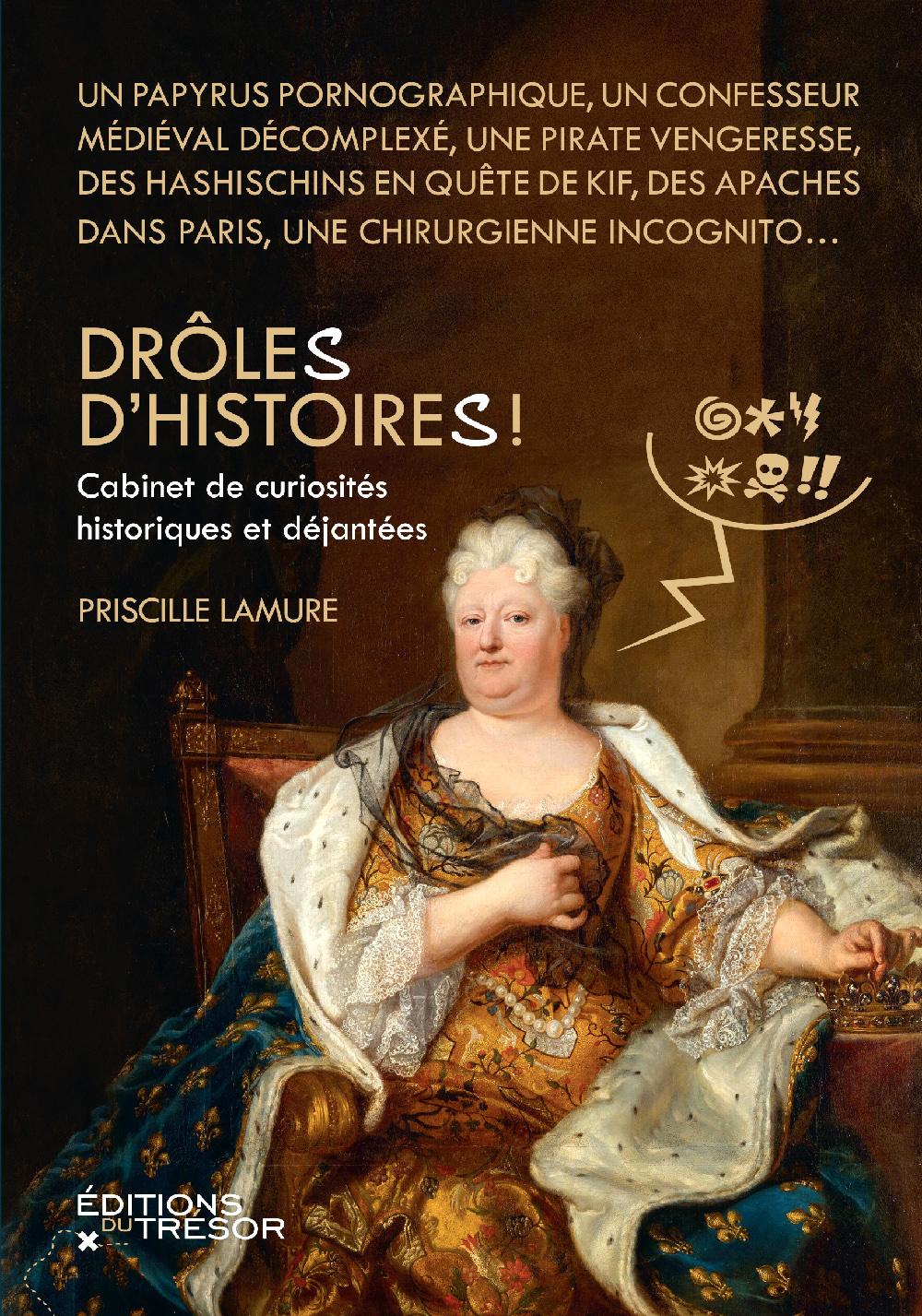 DRÔLE(S) D'HISTOIRE(S)