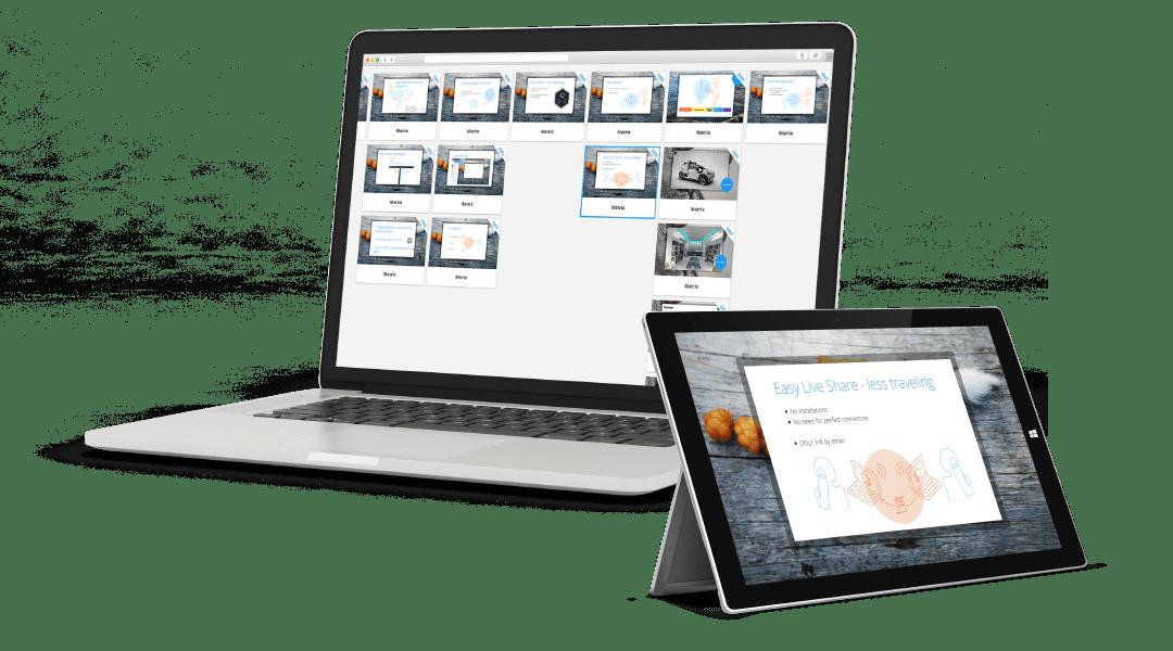 Seidat - On any device