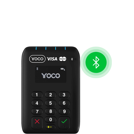 Yoco Wireless Pro with Bluetooth