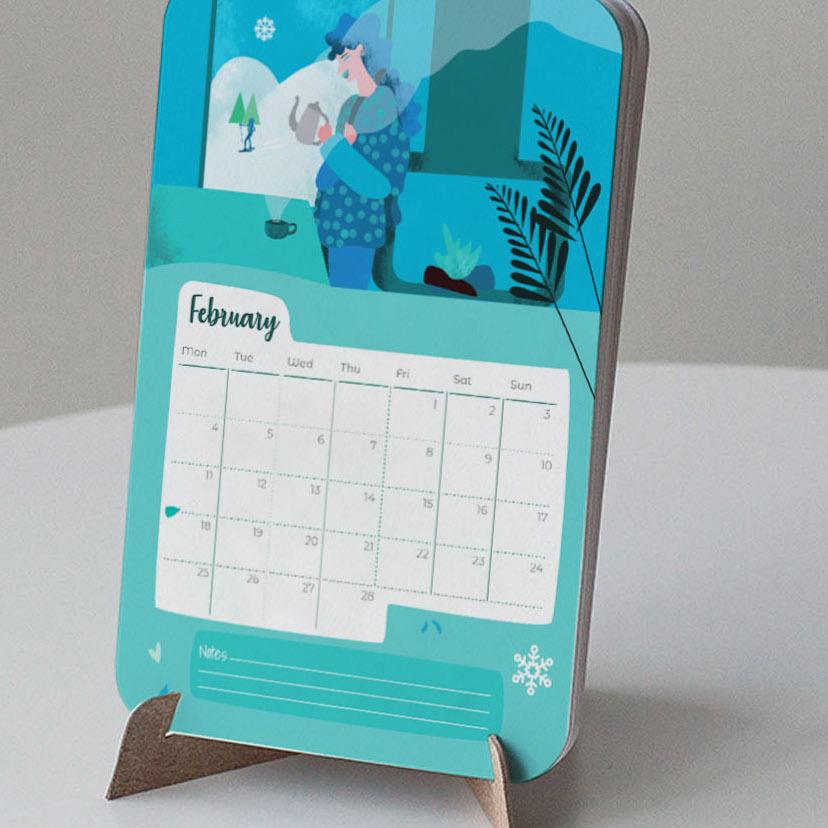 MonthlyCup Branding 2x6