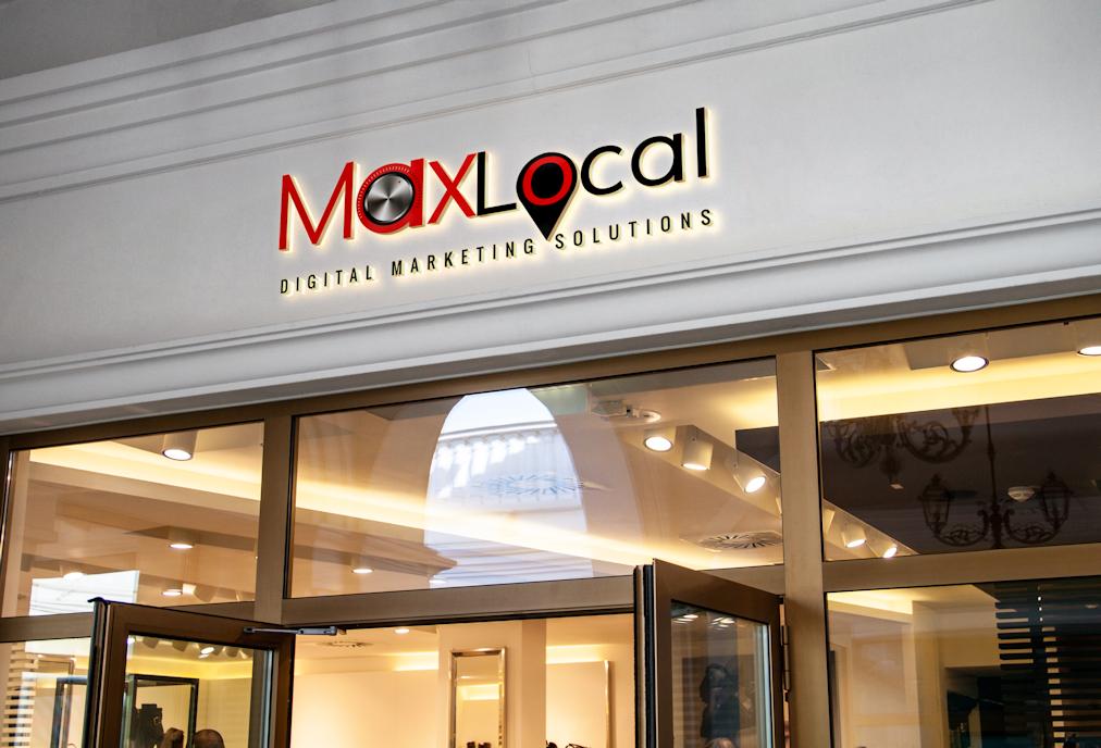 Max Local Logo