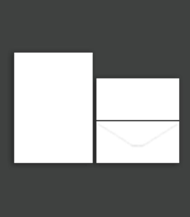 Letterhead & Envelope