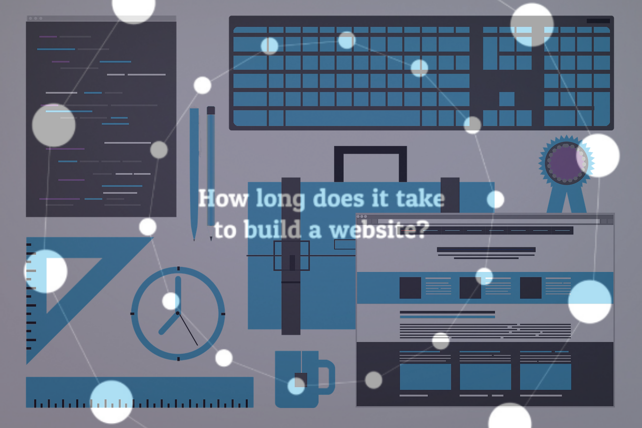 How long does it take to build a website?