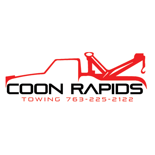 Coon Rapids Towing Graphics