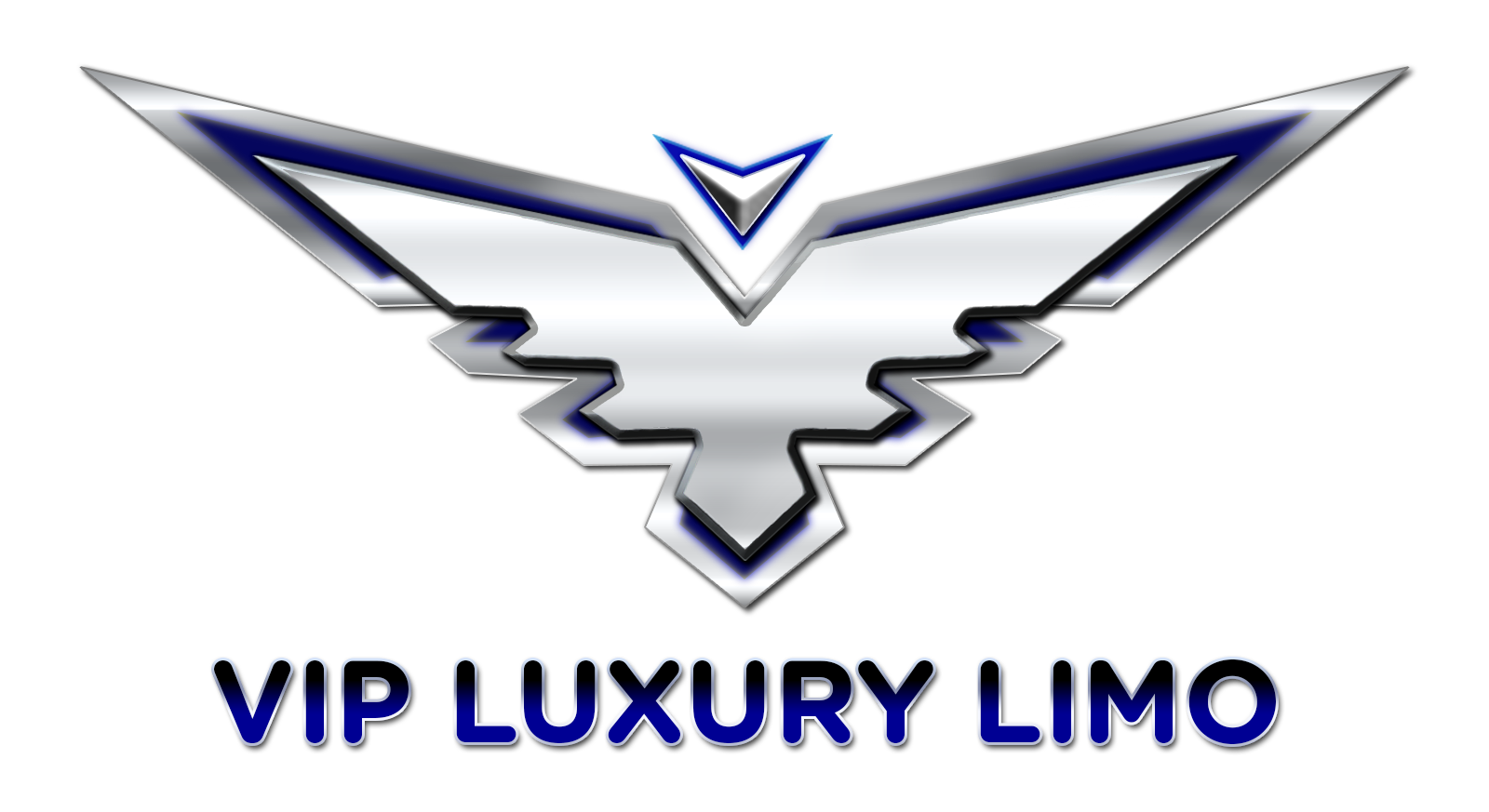 VIP Luxury Limo Logo