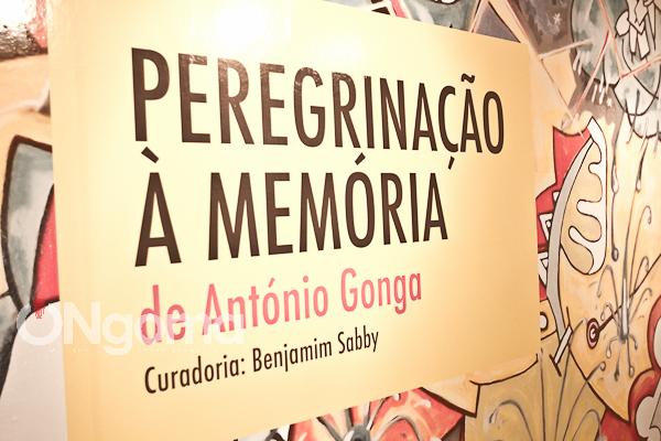Peregrinação à Memória de Gonga