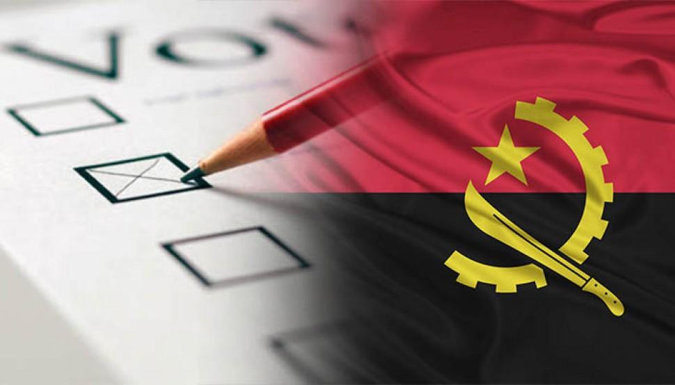 """Especial Eleições. Inquérito político-social """"dá"""" vitória ao MPLA enquanto UNITA perde o segundo lugar para a CASA-CE"""