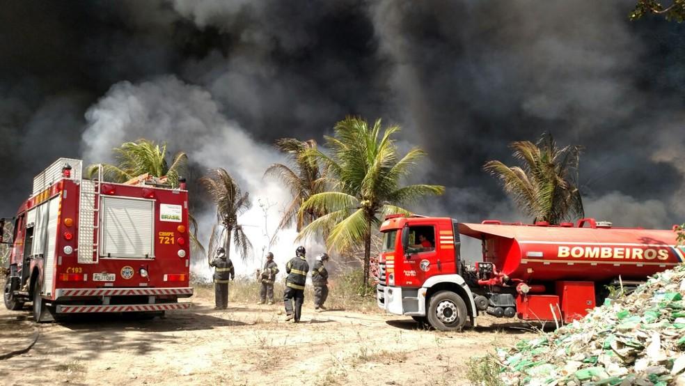 Detidos 15 bombeiros suspeitos de provocar incêndios em Itália