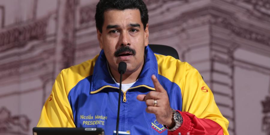 """NicolásMaduro quer """"conversar pessoalmente"""" com Donald Trump"""