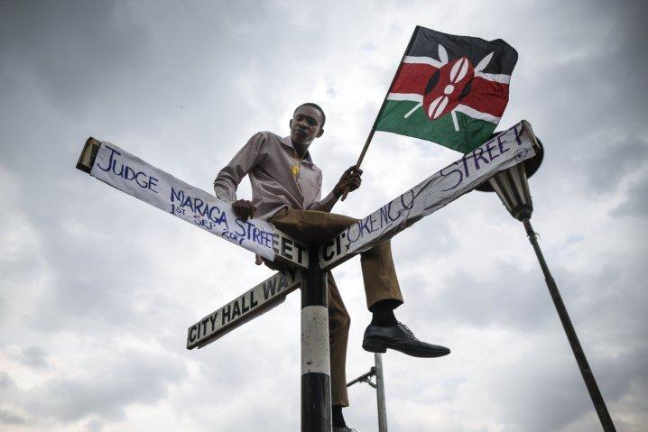 Eleições no Quénia e o ganho da democracia em África