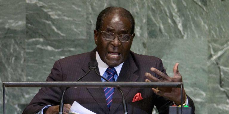 OMS anula nomeação de Mugabe como embaixador, após várias críticas