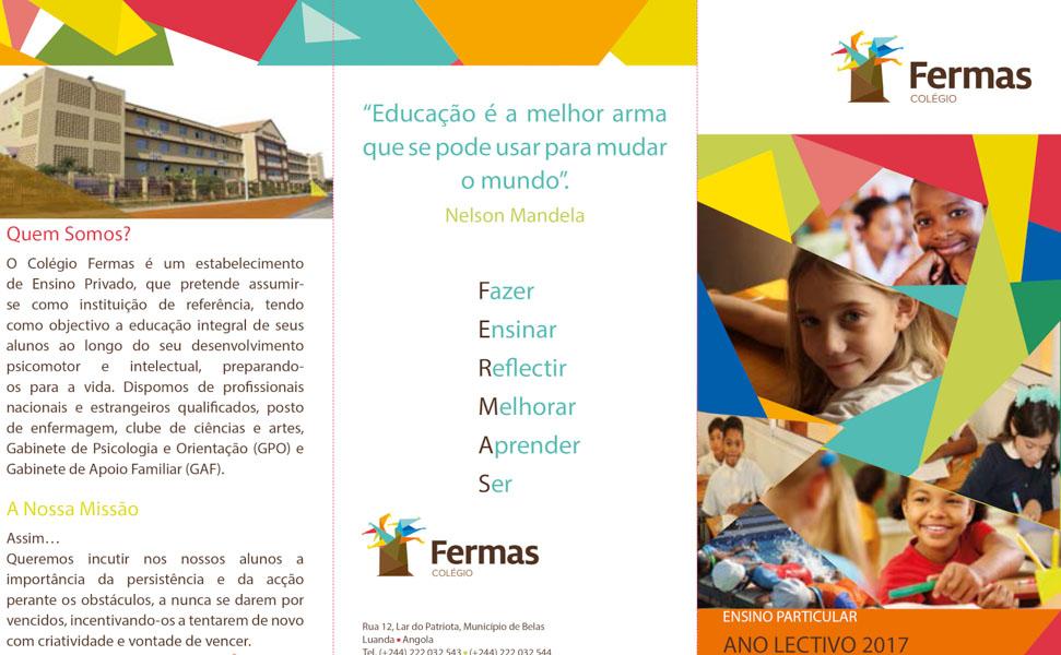 Colégio Fermas organiza primeira Feira Comercial