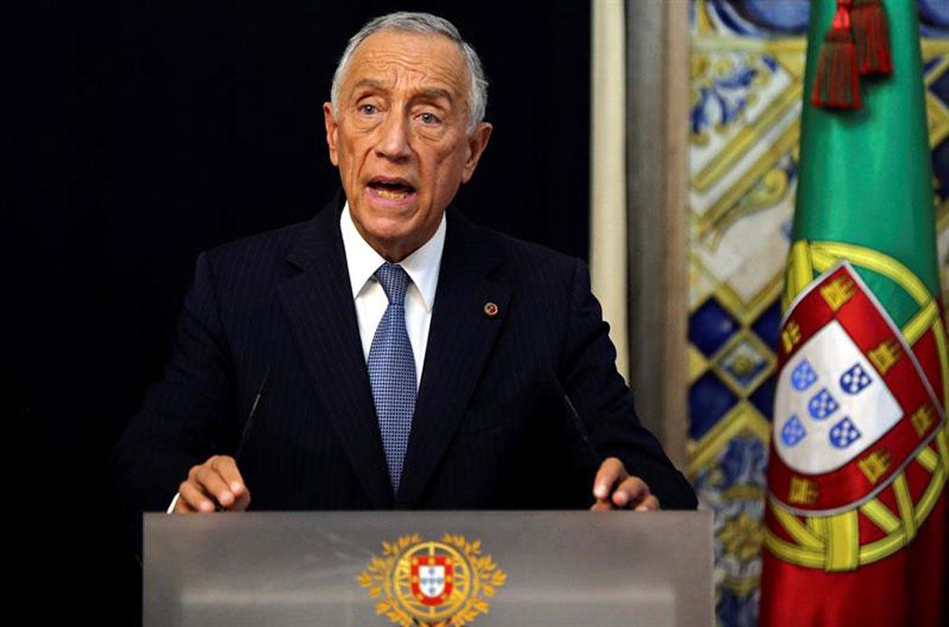 """Marcelo Rebelo de Sousa e as alterações em Angola: """"Todos vemos, ouvimos e lemos, não podemos ignorar"""""""